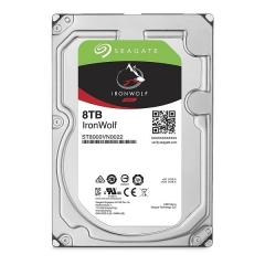 Seagate ST8000VN0022 IronWolf [SATA 7200rpm 3.5インチ内蔵HDD (8TB)]