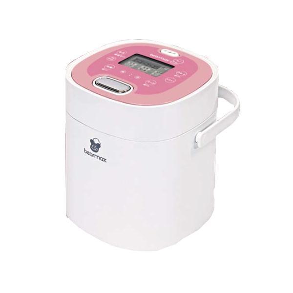 Bearmax MC-106 ホワイトピンク [炊飯器(2.5合炊き)] 新生活