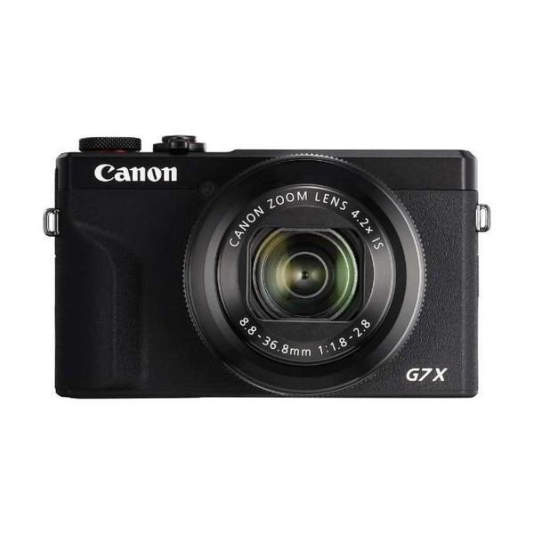 CANON PowerShot G7 X Mark III (BK) ブラック PowerShot G7 X Mark III [コンパクトデジタルカメラ(約2010万画素)]