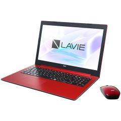 NEC PC-NS150KAR カームレッド LAVIE Note Standard [ノートパソコン 15.6型ワイド液晶 HDD1TB DVDスーパーマルチドライブ]