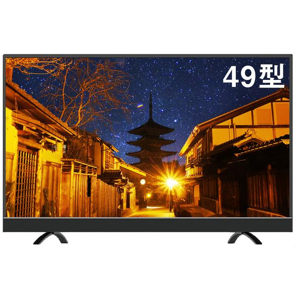 maxzen JU49SK03 [49V型 地上・BS・110度CSデジタル 4K対応液晶テレビ]
