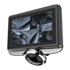 ダイアモンドヘッド OT-DR360S OVER TIME [360度カメラ搭載リアカメラ付きドライブレコーダー]