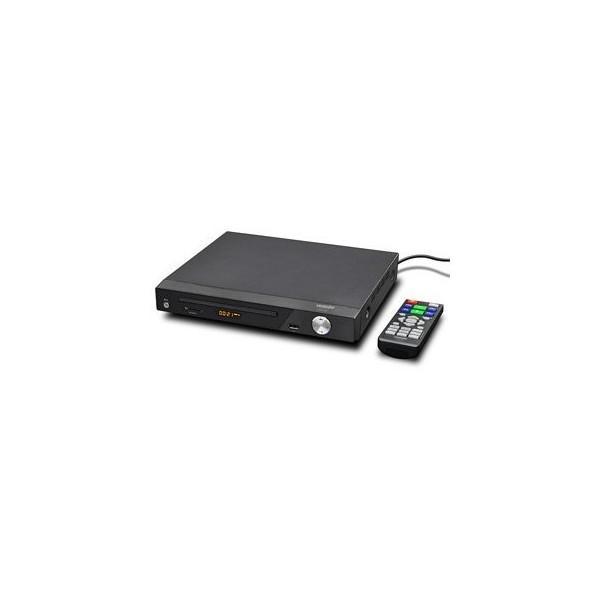 【10%OFFクーポン利用可能】【コード:KZUZN2T】VERSOS VS-DD202 ブラック [据置DVDプレーヤー(AV/HDMIケーブルタイプ)]