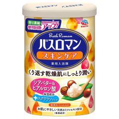 アース製薬 バスロマン スキンケア シアバター&ヒアルロン酸