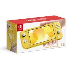 任天堂 HDH-S-YAZAA Nintendo Switch Lite イエロー [ゲーム機本体]の画像
