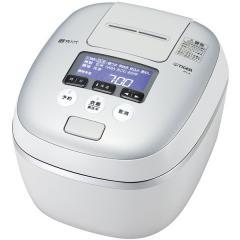 TIGER JPC-A101-WH ホワイトグレー 炊きたて [圧力IH炊飯ジャー(5.5合炊き)]