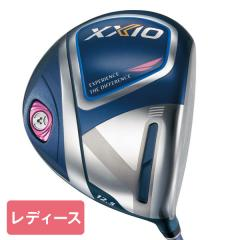 【日本正規品】 DUNLOP(ダンロップ) XXIO11(ゼクシオイレブン) レディースドライバー ブルーカラー MP1100L 純正カーボンシャフト 11.5 R