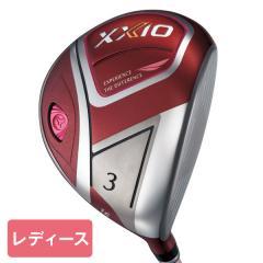 【日本正規品】 DUNLOP(ダンロップ) XXIO11(ゼクシオイレブン) レディースフェアウェイウッド ボルドーカラー MP1100L 純正カーボンシャフト #3 L