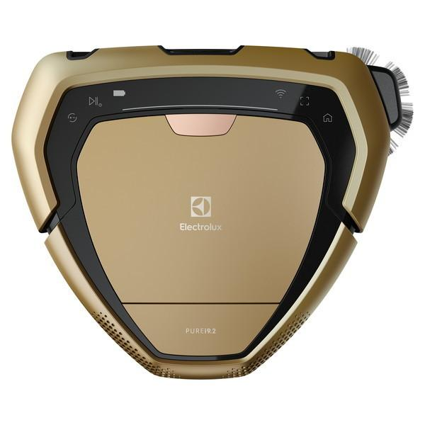 Electrolux PI92-6DGM ダークゴールド PUREi9.2 ピュア・アイ・ナイン 2 [ロボット掃除機] 新生活 生活家電 家電