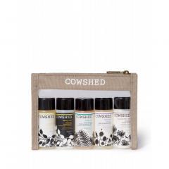 COWSHED(カウシェッド) ポケットカウ バス&ボディセット 5x30ml
