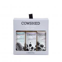 COWSHED(カウシェッド) リトル トリーツ ボディケアキット 30ml×3本