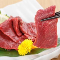 お中元 馬刺し 熊本 ヒレ 500g 約50g×10パック 約10人前 馬肉 馬刺 肉 食べ物 ギフト おつまみ