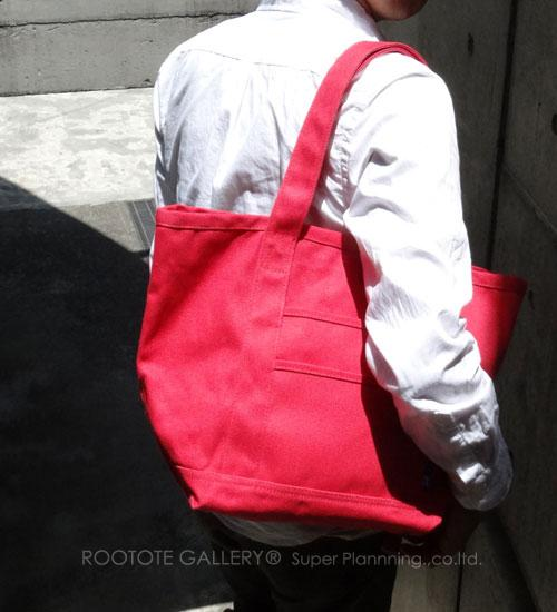 0263 ルートート(ROOTOTE)RT グランデ カラーキャンバスA