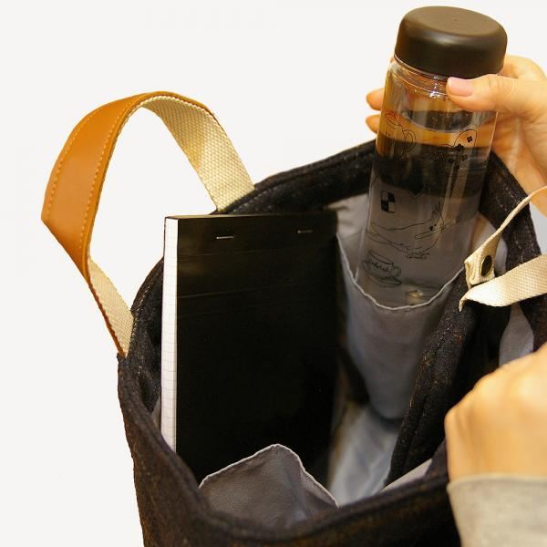10%OFFクーポン対象商品 【OUTLET 50%OFF】1672 ルートート(ROOTOTE)/ SN.デリ.ツイードキルティング-B(01:ワイン) クーポンコード:52RFBAW