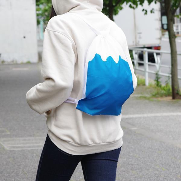 3044 ルートート【コンパクトになる富士山トート】/ RT CJ ナップトート.FUJI(フジ)-A(01:ブルー)