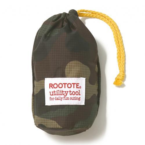 3199 ルートート(ROOTOTE)RT 2way Ripstop-A (04:ウッドランド)