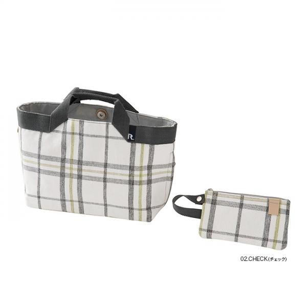 【OUTLET 50%OFF】3264 ルートート(ROOTOTE)/ RT SN.デリ.ディグリー-A(03:ブラック)ポーチ付き トートバッグ ルートート