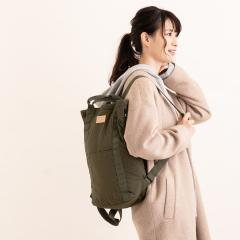 【OUTLET 50%OFF】3268 ルートート(ROOTOTE)/ SN.セオルー.ワッシャー-A(01:カーキ)