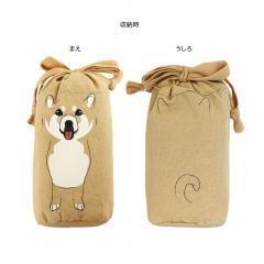 3354 ルートート(ROOTOTE)/ EU.ルーショッパー.ポータブル わんこ(01:シバ)エコバッグ お買い物バッグ コンパクト イヌ いぬ 犬 レディース トートバッグ ルートート
