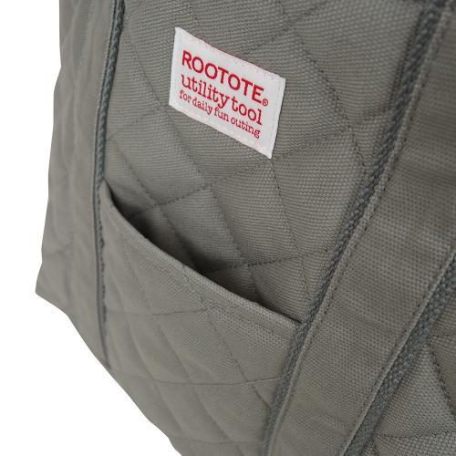3393 ルートート(ROOTOTE)/SC.デリコットン キルティング-A(01:グレー)