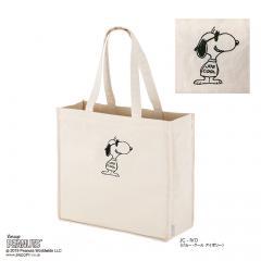 4049 ルートート(ROOTOTE)/ RT SN.グランデ キャンバス刺繍 ピーナッツ-4N(03:ジョー・クール アイボリー)