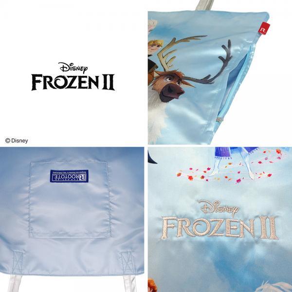 4158 ルートート(ROOTOTE)/ IP.グランデ.スカーフ.〈Frozen 2〉-A(01:サックス)A4サイズ収納 ディズニー フローズン アナ エルサ