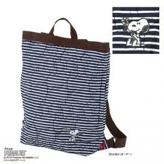 【OUTLET 30%OFF】4423 ルートート (ROOTOTE) / RT SN.セオルー キルト PEANUTS-3Z(04:ボーダー)