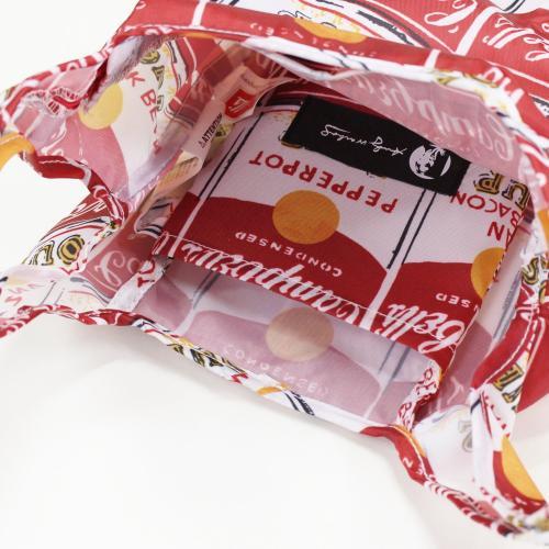 9259 ルートート(ROOTOTE)RS ルーショッパー ミニ アンディウォーホル キャンベルA