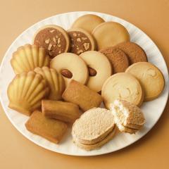 ロイズ クッキーズ・焼き菓子詰合せ[18枚入]