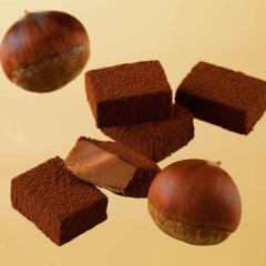 ロイズ 生チョコレート[栗]