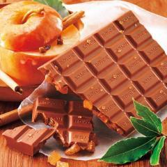 ロイズ ターフェルショコラーデ[焼きりんご](焼きりんごを散りばめた板チョコレート)