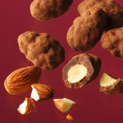 ロイズ ショコラーデンマンデルン(チョコレートで包んだ焼きアーモンド)