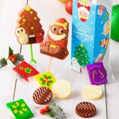 ロイズクリスマスプチセット[クマ・ウシRCW]
