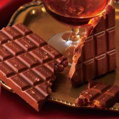 ロイズ 板チョコレート[コニャックレーズン]
