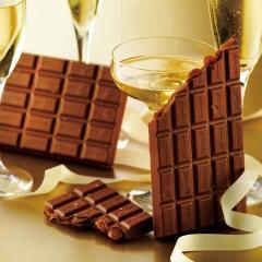 ロイズ 板チョコレート[シャンパンレーズン]
