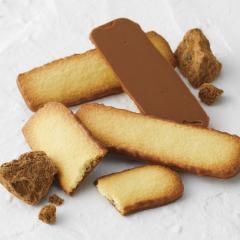 ロイズ石垣島 バトンクッキー[黒糖25枚入]