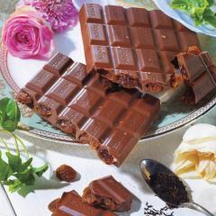 ロイズ 板チョコレート[紅茶レーズン]