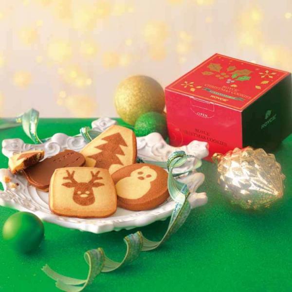 ロイズ クリスマスクッキーズ[6枚入]