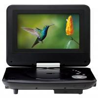 ポータブル DVDプレーヤー 7インチ APD-0701 エスキュービズム