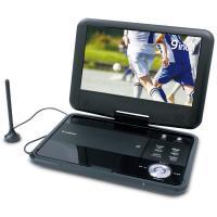 ポータブル DVDプレーヤー 9インチ ワンセグ/フルセグ 内蔵バッテリー APD-0901F エスキュービズム