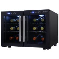 ワイン クーラー デュアル SCW-212B エスキュービズム