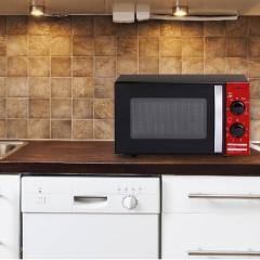 オーブントースター 800W ブラック SCO-G07B エスキュービズム