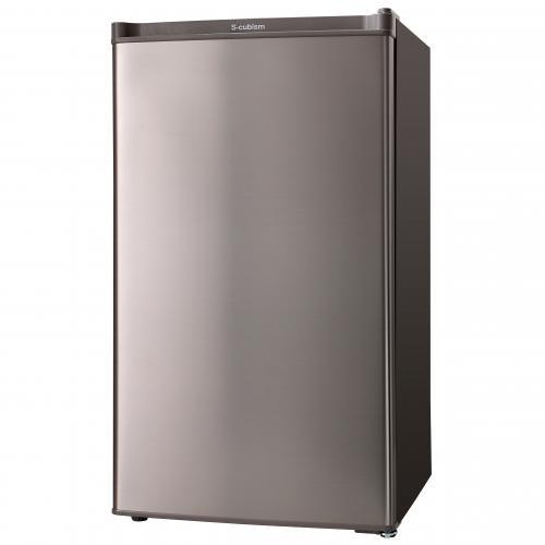 【送料無料】冷凍庫 1ドア 60L シルバー WFR-1060SL エスキュービズム