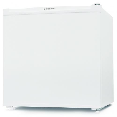 冷蔵庫 1ドア 46L ダークウッド WR-1046WD エスキュービズム