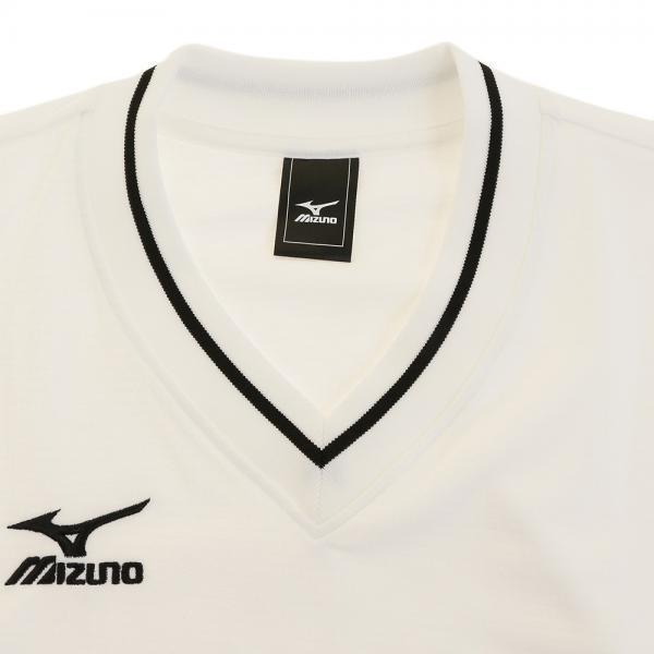 ミズノ(MIZUNO) Vネック スウェット A75LM10001(Men's)