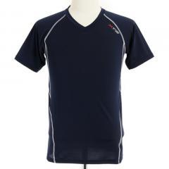 エックスティーエス(XTS) メッシュ 半袖インナーシャツ 751G4RN002 NVY(Men's)