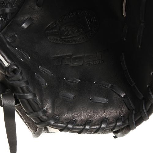 美津和タイガー(mitsuwa-tiger) 硬式用グラブ 内野手用 HGKM13TR-602 BLK (Men's)