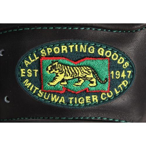 美津和タイガー(mitsuwa-tiger) 硬式用グラブ 内野手用 HGFM13SI-401 BLK (Men's)