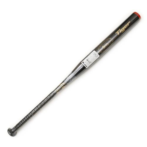 美津和タイガー(mitsuwa-tiger) ソフトボール用バット 2号 ブラックミサイル5 80cm/平均610g JSBFM13-005(Jr)