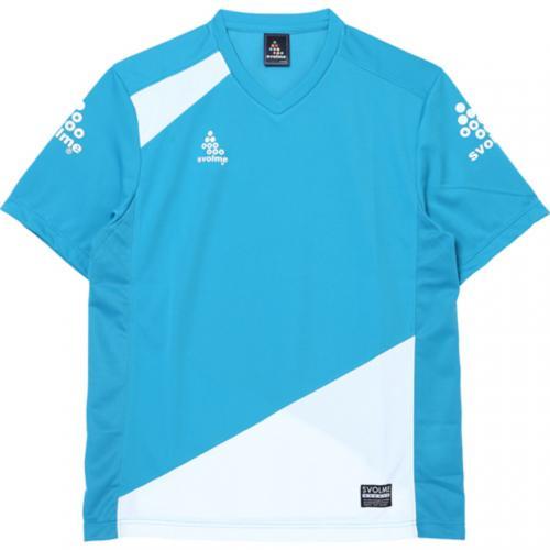 スヴォルメ(SVOLME) ジュニア チームゲームシャツJ 141-25900SA(Jr)